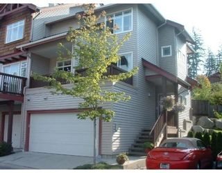 Photo 1: # 77 15 FOREST PARK WY in Port Moody: Condo for sale : MLS®# V665538
