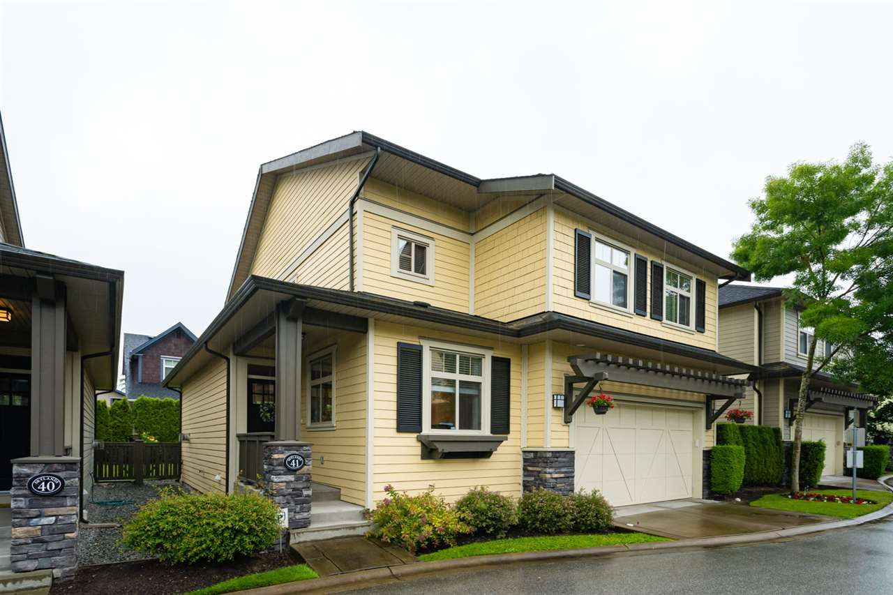 """Main Photo: 41 15885 26 Avenue in Surrey: Grandview Surrey Townhouse for sale in """"Skylands"""" (South Surrey White Rock)  : MLS®# R2465175"""