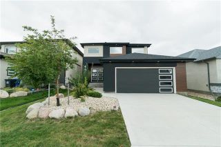 Photo 1: 46 Wainwright Crescent | River Park South Winnipeg