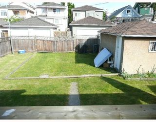 Photo 7: 4538 MANOR Street in Vancouver: Collingwood VE House for sale (Vancouver East)  : MLS®# V768767