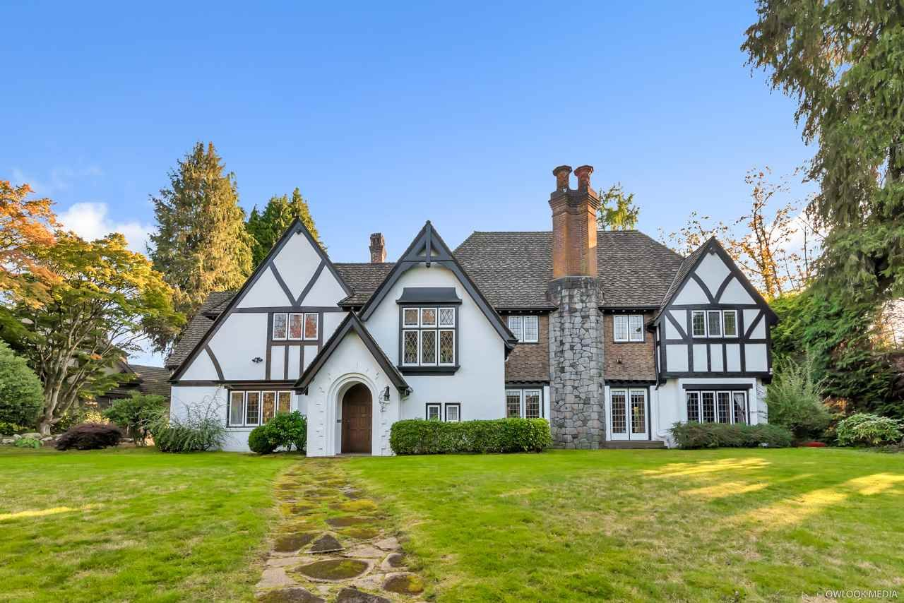 Main Photo: 1678 SOMERSET Crescent in Vancouver: Shaughnessy House for sale (Vancouver West)  : MLS®# R2410683