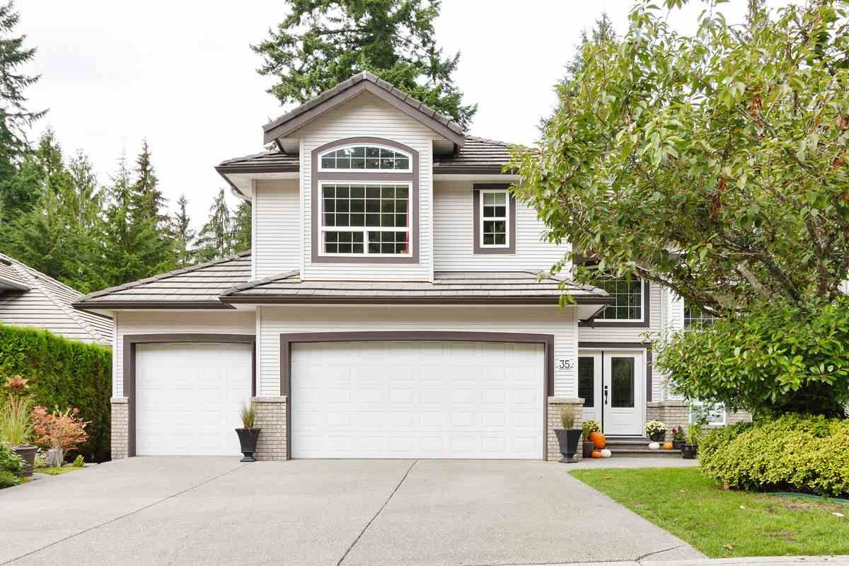 Main Photo: 35 FLAVELLE Drive in Port Moody: Barber Street House for sale : MLS®# R2513478