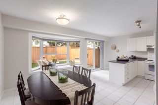Photo 9: 3 1588 DUTHIE AVENUE in Burnaby: Simon Fraser Univer. Townhouse for sale (Burnaby North)  : MLS®# R2305308