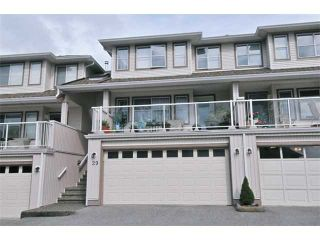 "Photo 1: 29 22751 HANEY in Maple Ridge: East Central Townhouse for sale in ""RIVER EDGE"" : MLS®# V911162"