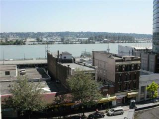 """Photo 9: 704 680 CLARKSON Street in New Westminster: Downtown NW Condo for sale in """"THE CLARKSON"""" : MLS®# V1025935"""