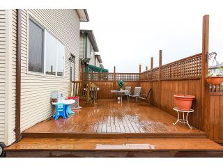 """Photo 20: 24299 102 Avenue in Maple Ridge: Albion House for sale in """"COUNTRY LANE"""" : MLS®# V1113477"""