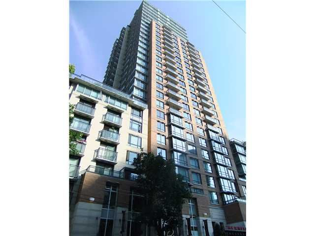 """Main Photo: 2006 788 RICHARDS Street in Vancouver: Downtown VW Condo for sale in """"L'HERMITAGE"""" (Vancouver West)  : MLS®# V962545"""