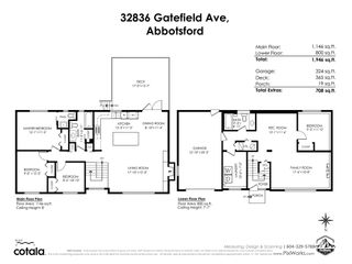 Photo 40: 32836 GATEFIELD Avenue in Abbotsford: Central Abbotsford House for sale : MLS®# R2547148