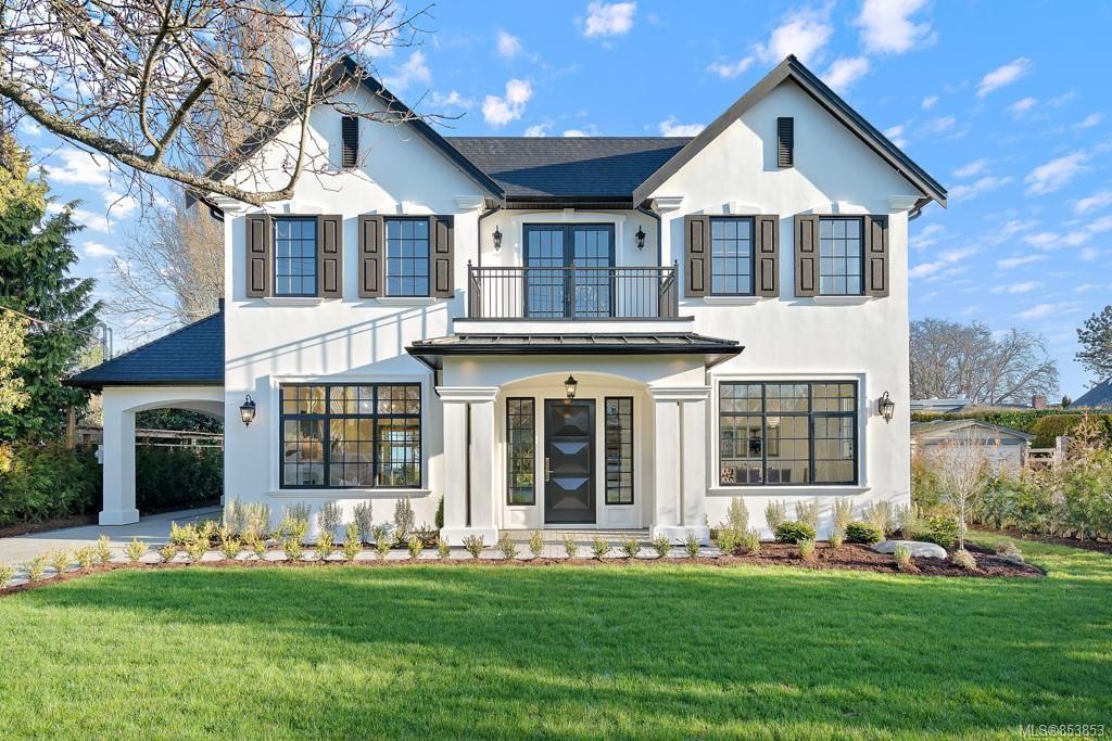 Main Photo: 2666 Dalhousie St in : OB Estevan House for sale (Oak Bay)  : MLS®# 853853