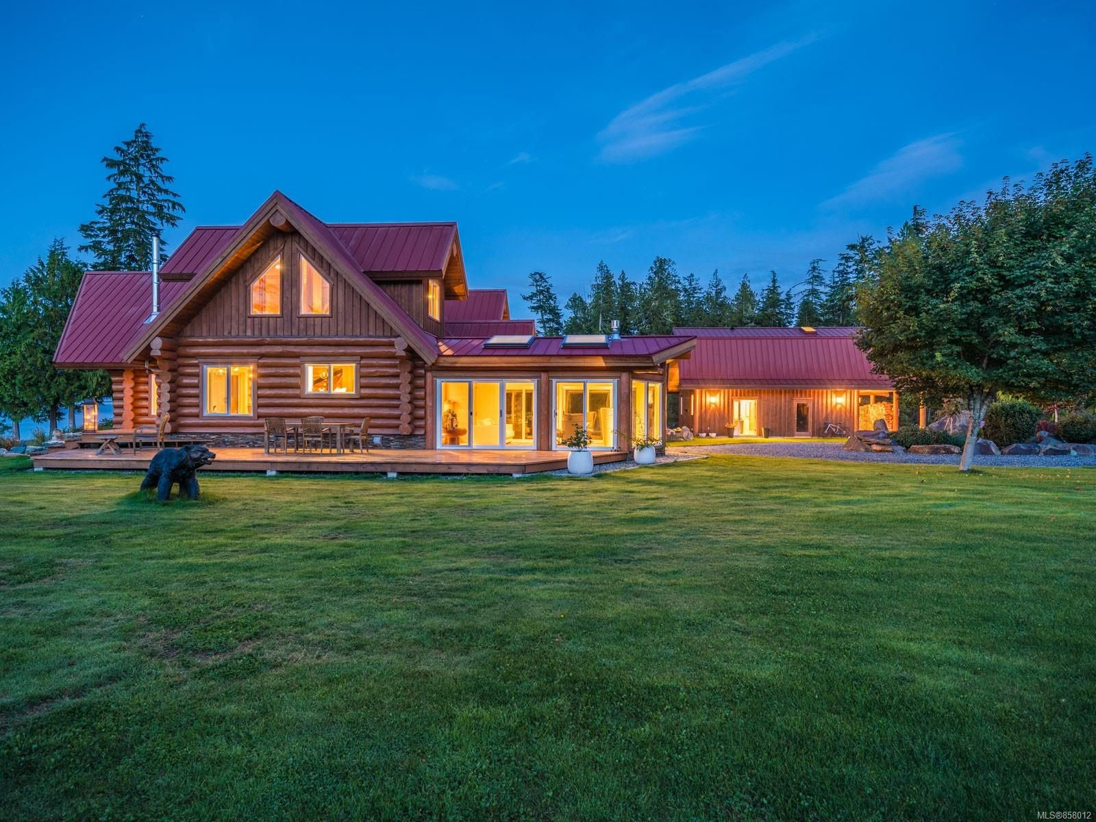 Photo 5: Photos: 6030 MINE Rd in : NI Port McNeill House for sale (North Island)  : MLS®# 858012
