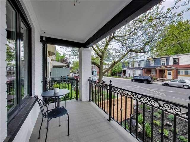 Photo 3: Photos: 601A Pape Avenue in Toronto: South Riverdale House (2 1/2 Storey) for lease (Toronto E01)  : MLS®# E4139003