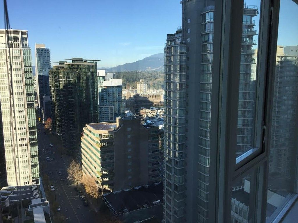 Photo 9: Photos: 1188 West Pender Street in Vancouver: Coal Harbour Condo for rent (Vancouver West)