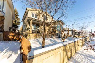 Photo 2: 10418 69 Avenue in Edmonton: Zone 15 Townhouse for sale : MLS®# E4227689