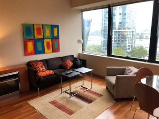 "Photo 4: 504 1333 W GEORGIA Street in Vancouver: Coal Harbour Condo for sale in ""THE QUBE"" (Vancouver West)  : MLS®# R2575416"