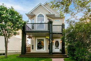 Main Photo: 280 Chaparral Ridge Circle SE in Calgary: Chaparral Detached for sale : MLS®# A1132374