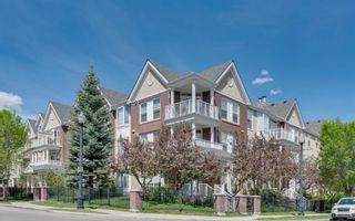 Main Photo: 207 3651 Marda Link SW in Calgary: Garrison Woods Apartment for sale : MLS®# A1115260