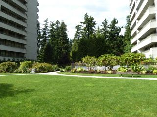 "Photo 18: 408 4134 MAYWOOD Street in Burnaby: Metrotown Condo for sale in ""PARK AVENUE"" (Burnaby South)  : MLS®# V1025809"
