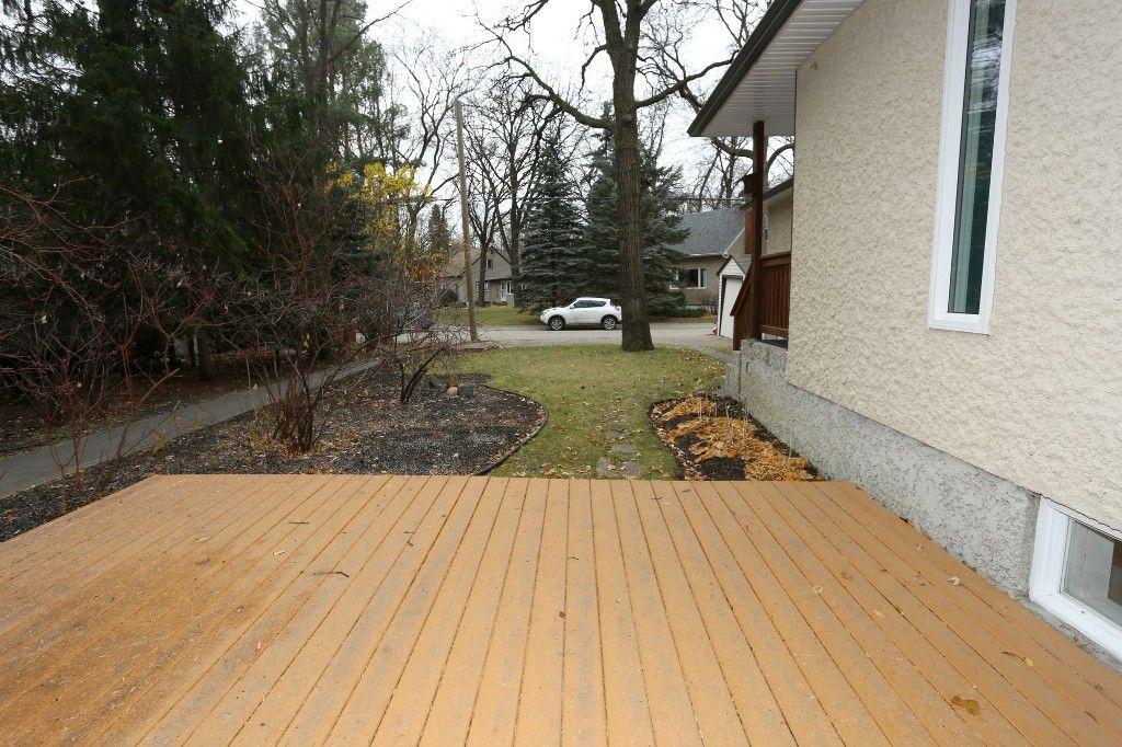 Photo 31: Photos: 306 Wildwood Park in Winnipeg: Wildwood Single Family Detached for sale (1J)  : MLS®# 1728410
