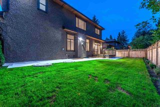 Photo 19: 1550 WINSLOW AVENUE in Coquitlam: Central Coquitlam House for sale : MLS®# R2197643
