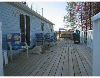 """Photo 6: 19450 CHIEF LK Road in Prince_George: N76CH Manufactured Home for sale in """"CHIEF LAKE"""" (PG Rural North (Zone 76))  : MLS®# N172232"""