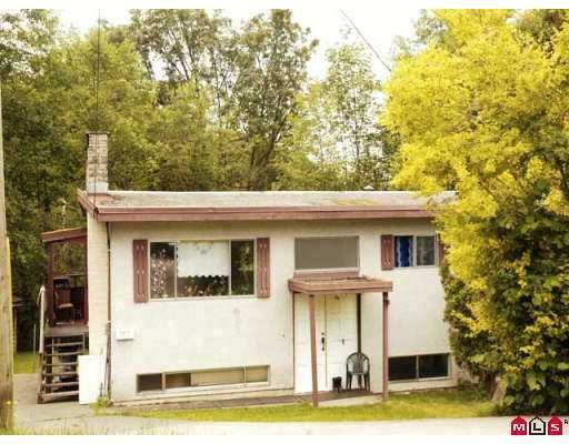 Main Photo: 11335 GLEN AVON Drive in Surrey: Bolivar Heights 1/2 Duplex for sale (North Surrey)  : MLS®# F2715856
