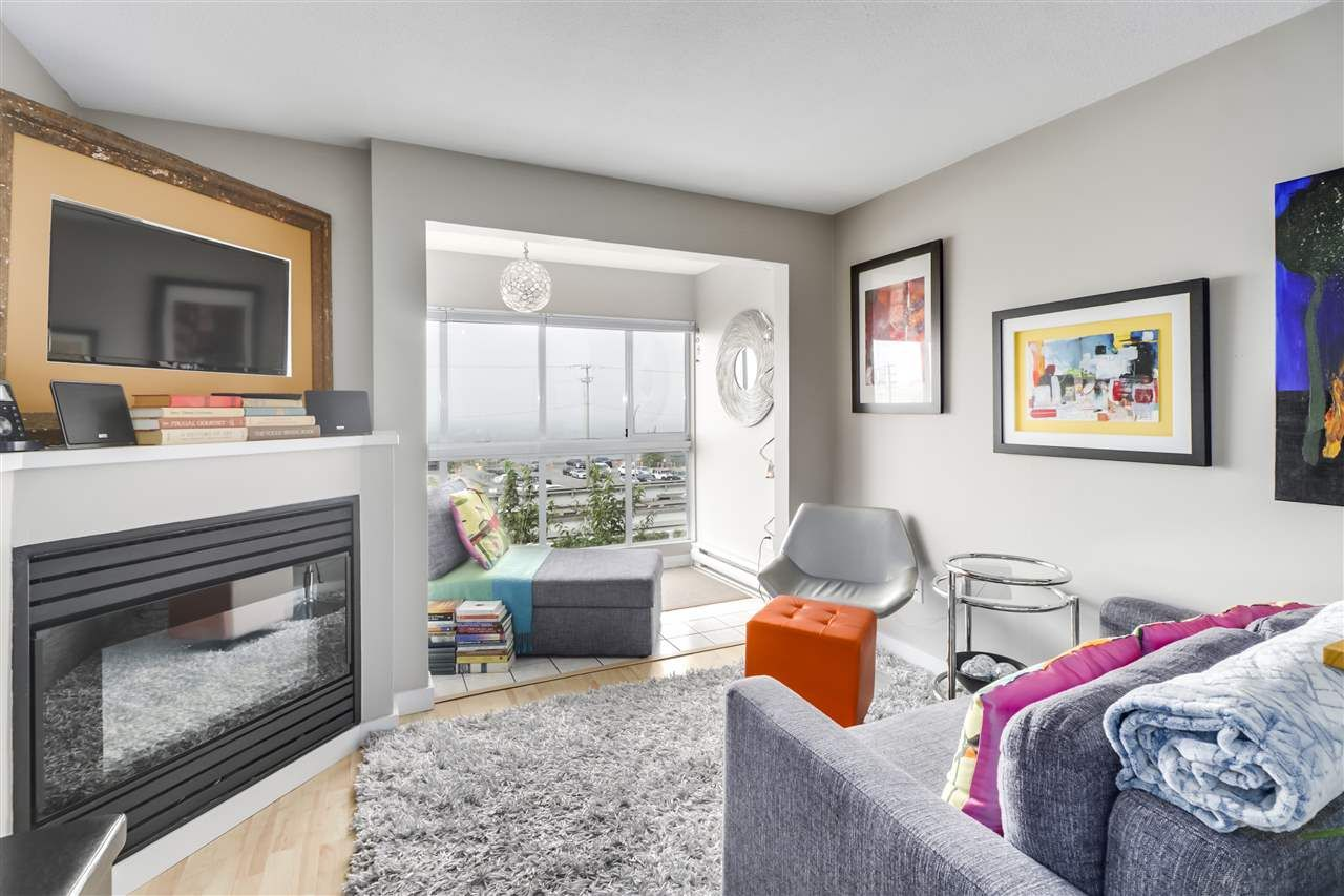 """Main Photo: 201 2211 WALL Street in Vancouver: Hastings Condo for sale in """"Pacific Landing"""" (Vancouver East)  : MLS®# R2506390"""