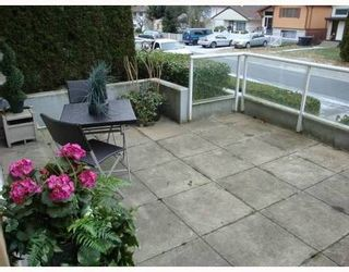 Photo 10: 107 2340 HAWTHORNE Ave in Port Coquitlam: Central Pt Coquitlam Home for sale ()  : MLS®# V800481