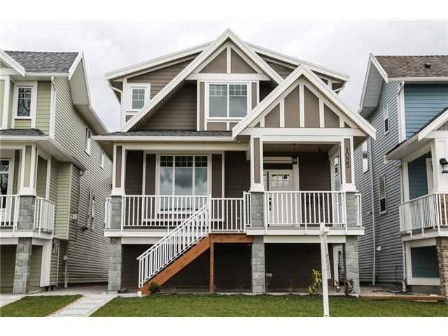 Main Photo: 1025 SALTER Street in New Westminster: Queensborough House for sale : MLS®# V1052459