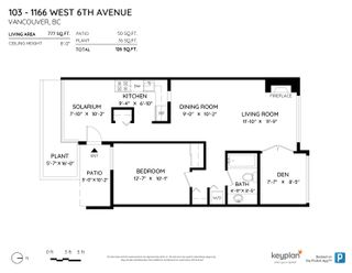 """Photo 34: 103 1166 W 6TH Avenue in Vancouver: Fairview VW Condo for sale in """"SEASCAPE VISTA"""" (Vancouver West)  : MLS®# R2611429"""