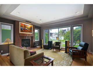 """Photo 3: 6672 MONTGOMERY Street in Vancouver: South Granville House for sale in """"SOUTH GRANVILLE"""" (Vancouver West)  : MLS®# V1106060"""