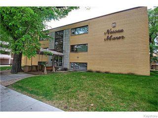 Photo 1: 50 Nassau Street in WINNIPEG: Fort Rouge / Crescentwood / Riverview Condominium for sale (South Winnipeg)  : MLS®# 1521312