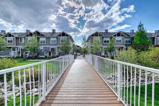 Photo 42: 224 CRANBERRY Park SE in Calgary: Cranston Row/Townhouse for sale : MLS®# C4299490