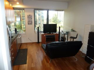 """Photo 27: 613 1333 W GEORGIA Street in Vancouver: Coal Harbour Condo for sale in """"Qube"""" (Vancouver West)  : MLS®# V1024937"""