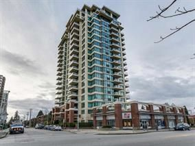 """Photo 1: 304 615 HAMILTON Street in New Westminster: Uptown NW Condo for sale in """"The Uptown"""" : MLS®# R2149978"""