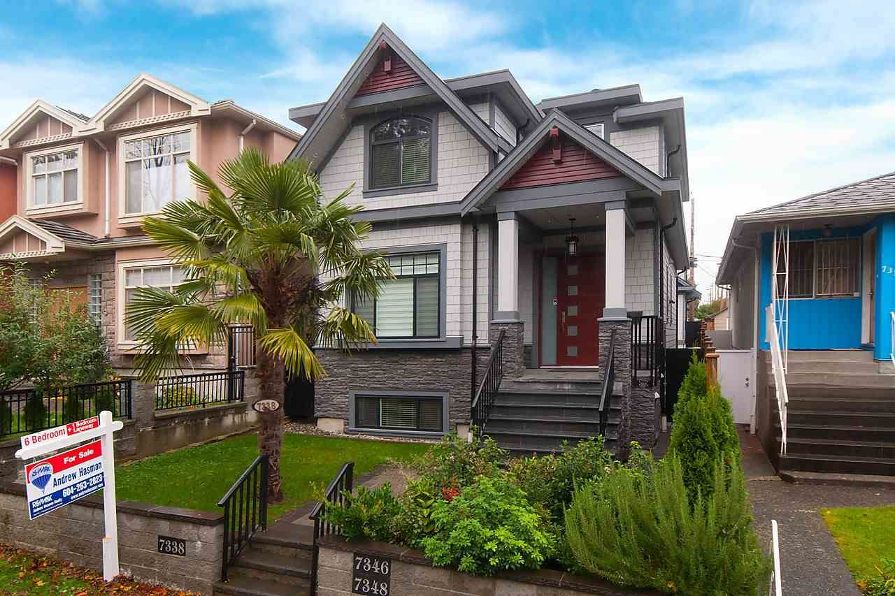 Main Photo: 7338 ONTARIO Street in Vancouver: South Vancouver House for sale (Vancouver East)  : MLS®# R2119803