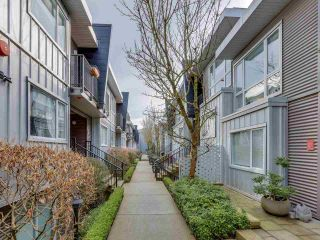 "Photo 1: 213 672 W 6TH Avenue in Vancouver: Fairview VW Townhouse for sale in ""BOHEMIA"" (Vancouver West)  : MLS®# R2546703"