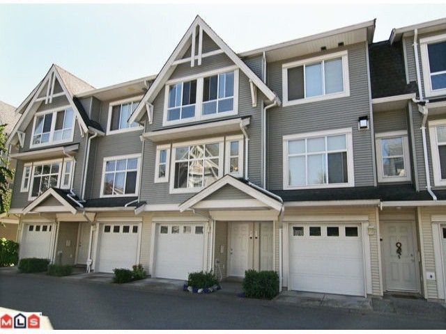 """Main Photo: 28 6450 199TH Street in Langley: Willoughby Heights Townhouse for sale in """"LOGANS LANDING"""" : MLS®# F1019917"""