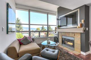 """Photo 3: 410 3161 W 4TH Avenue in Vancouver: Kitsilano Condo for sale in """"BRIDGEWATER"""" (Vancouver West)  : MLS®# R2199188"""
