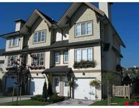 "Main Photo: 79 20540 66 Avenue in Langley: Willoughby Heights Townhouse for sale in ""AMBERLEIGH"" : MLS®# R2180553"