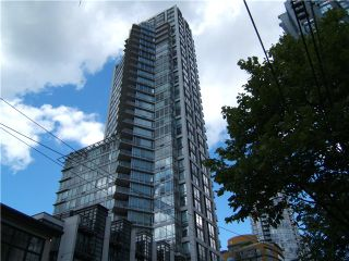 """Photo 1: 2306 1255 SEYMOUR Street in Vancouver: Downtown VW Condo for sale in """"ELAN"""" (Vancouver West)  : MLS®# V839228"""