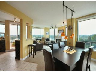 """Photo 4: 1003 33065 MILL LAKE Road in Abbotsford: Central Abbotsford Condo for sale in """"SUMMIT POINT ON THE LAKE"""" : MLS®# F1300164"""