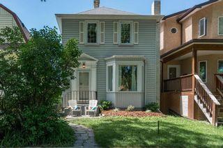 Main Photo: 650 Strathcona Street in Winnipeg: Residential for sale (5C)  : MLS®# 202114971
