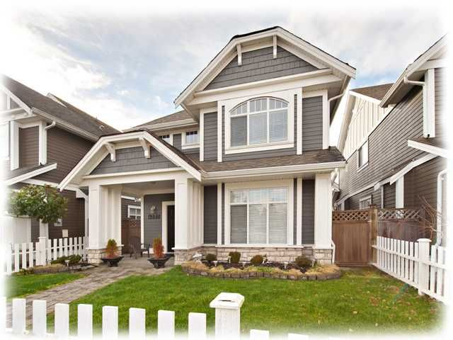 Main Photo: 4373 Bayview Street in : Steveston South House for sale (Richmond)  : MLS®# V1004662
