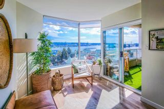 """Photo 9: 802 1045 QUAYSIDE Drive in New Westminster: Quay Condo for sale in """"Quayside Tower"""" : MLS®# R2617819"""