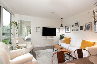 """Photo 5: 528 1783 MANITOBA Street in Vancouver: False Creek Condo for sale in """"Residences at West"""" (Vancouver West)  : MLS®# R2595306"""