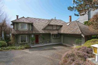 Main Photo: 2373 WESTHILL Drive in West Vancouver: Westhill House for sale : MLS®# R2545101