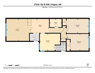 Photo 25: 2723A 16A Street NW in Calgary: Capitol Hill Semi Detached for sale : MLS®# A1132709