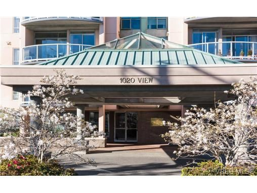 Main Photo: 1103 1020 View St in VICTORIA: Vi Downtown Condo for sale (Victoria)  : MLS®# 725943