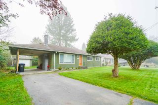 Photo 2: 3317 HANDLEY Crescent in Port Coquitlam: Lincoln Park PQ House for sale : MLS®# R2503021