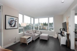 "Photo 7: 703 602 COMO LAKE Avenue in Coquitlam: Coquitlam West Condo for sale in ""UPTOWN 1 BY BOSA"" : MLS®# R2529216"